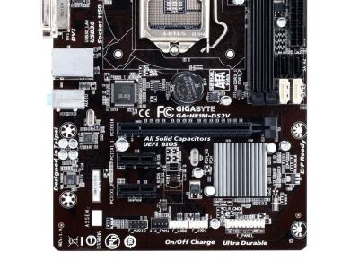 mb gigabyte ga-h81m-ds2v