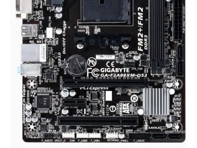 mb gigabyte ga-f2a88xm-ds2