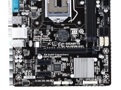 mb gigabyte ga-h81m-d2v