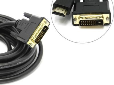 cable hdmi 5bites hdmi-dvi-d 2core 5m
