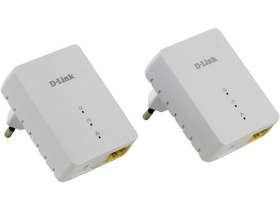 lan powerline adapter d-link dhp-209av