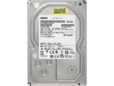 hdd hitachi 2000 hus724020ala640 sata-iii server