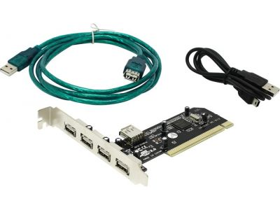 adapter orient nc-612 pci usb