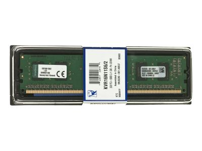 ram ddr3 2g 1600 kingston kvr16n11s6-2