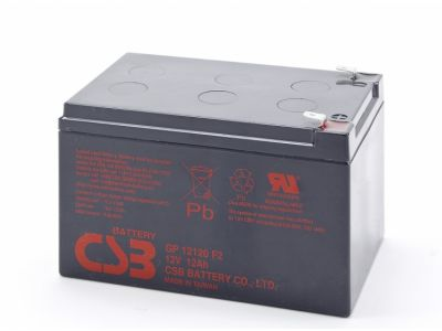 ups battery gp 12120 12v 12ah