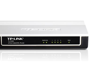 lan router tp-link tl-r460