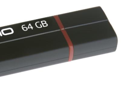 usbdisk qumo speedster 64g black