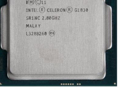 cpu s-1150 celeron-g1830 oem