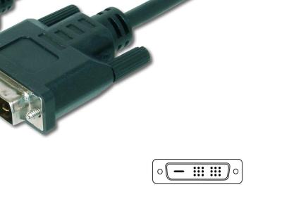 cable hdmi digitus hdmi-dvi ak-330300-020-s 2m