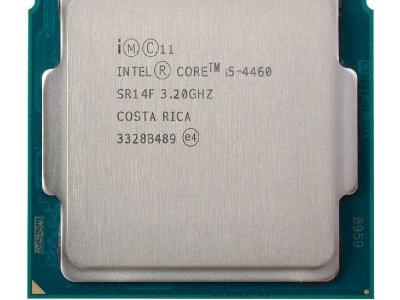 cpu s-1150 core-i5-4460 oem