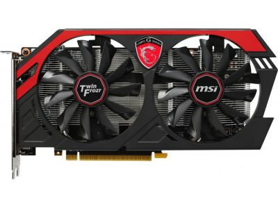 vga msi pci-e n750ti-tf-2gd5-oc 2048ddr5 128bit box