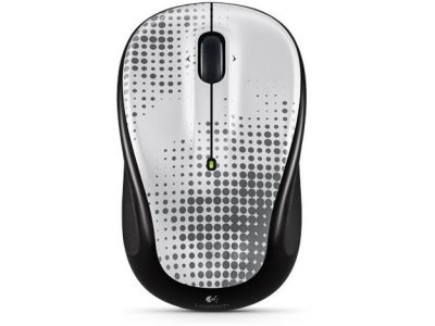 ms logitech m325 perfectely-pewter usb 910-004217