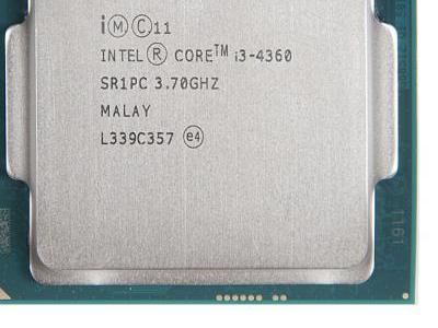 cpu s-1150 core-i3-4360 oem