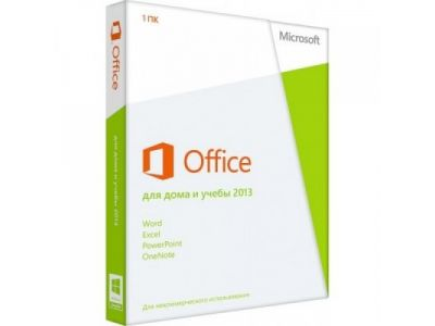 soft microsoft office home and student 2013 ru dvd 79g-03738