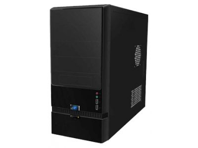 discount case inwin ec022 rb-s450t7 black damaged