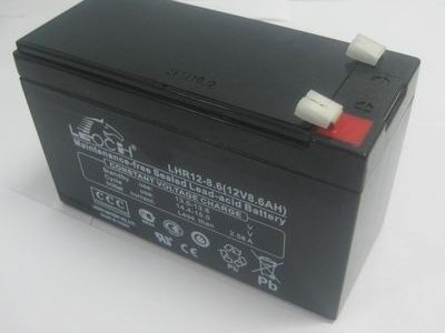 ups battery leoch lhr12-8-6 12v 8-6ah