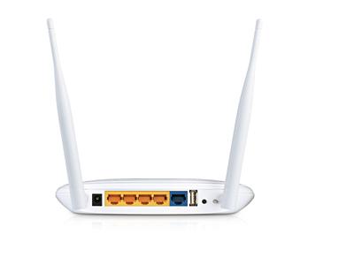 lan router tp-link tl-wr842nd-ru