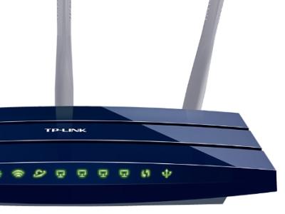 lan router tp-link tl-wr1045nd