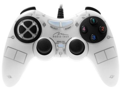 discount ms gamepad media-tech mt1507 usb white badpack