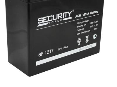 ups battery sf sf1217 17ah