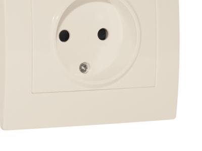 electro rozetka sven se-123 white