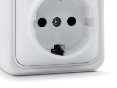 electro rozetka sven se-65021 white