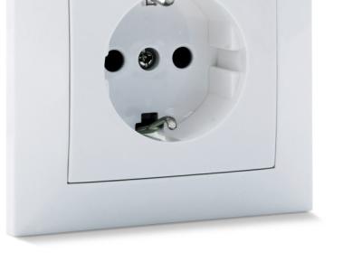 electro rozetka sven se-60021p white