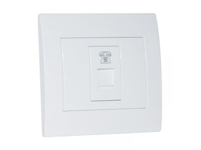 electro rozetka sven se-126 white