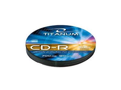 media cdr titanum 700 envelope10