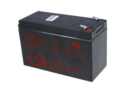 ups battery wbr hr-1234 12v 9ah
