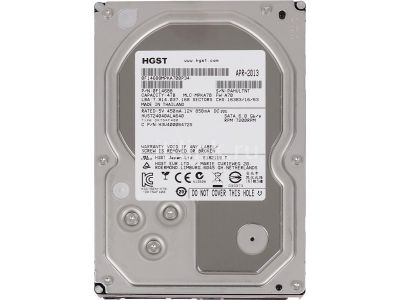 hdd hitachi 4000 hus724040ala640 sata-iii server