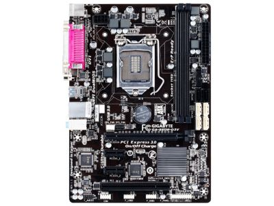 discount mb gigabyte ga-b85m-d3v no-video used