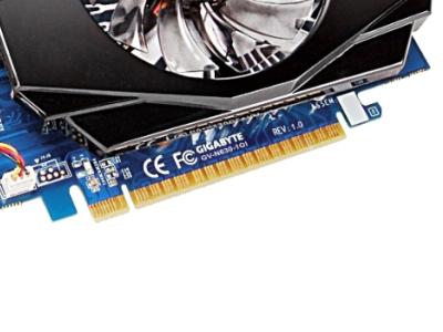 discount vga gigabyte pci-e gv-n630-2gi 2048ddr3 128bit box used