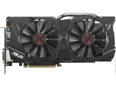 vga asus pci-e strix-gtx970-dc2oc-4gd5 4096ddr5 256bit 2dvi+hdmi+dp box