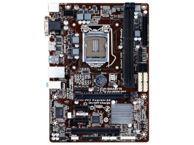 discount mb gigabyte ga-b85m-hd3 used