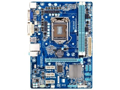 discount mb gigabyte ga-h61m-ds2v used