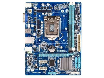 discount mb gigabyte ga-h61m-s1 damaged
