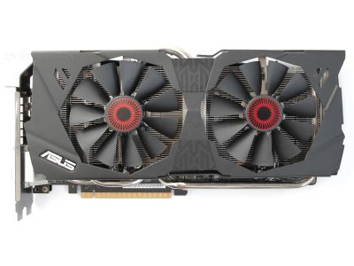 vga asus pci-e strix-gtx980-dc2oc-4gd5 4096ddr5 256bit dvi+hdmi+3dp box