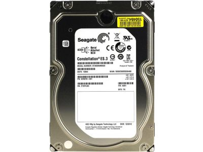 hdd seagate 4000 st4000nm0023 sas2-0 server