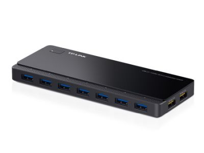 usb tp-link uh720 usb3 7+2port