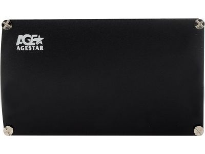 drivecase agestar sub3o2 black