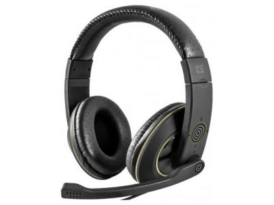 headphone defender hn-g110+microphone