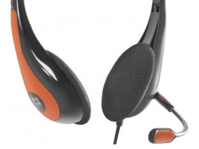 headphone defender hn-836 bo+microphone