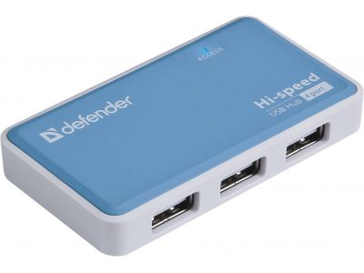 usb defender quadro power 4port