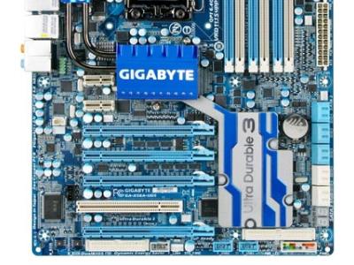 discount mb gigabyte ga-x58a-ud5 used