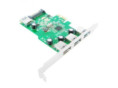 adapter speeddragon pci-e usb3 eu306a-3-bu01 oem