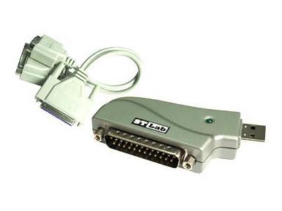 adapter stlab u380 usb 1s+1p