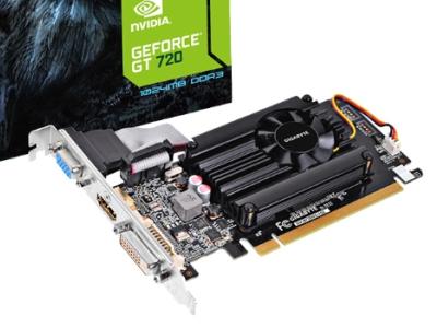 vga gigabyte pci-e gv-n720d3-1gl 1024ddr3 64bit box