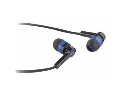 headphone defender pulse-420 blue+microphone