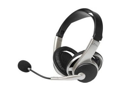 discount headphone media-tech mt3548 nebula+microphone used